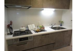 利便性に優れたキッチン